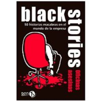 Black Stories – Oficinas Asesinas