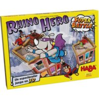 Rhino Hero super battle (català)