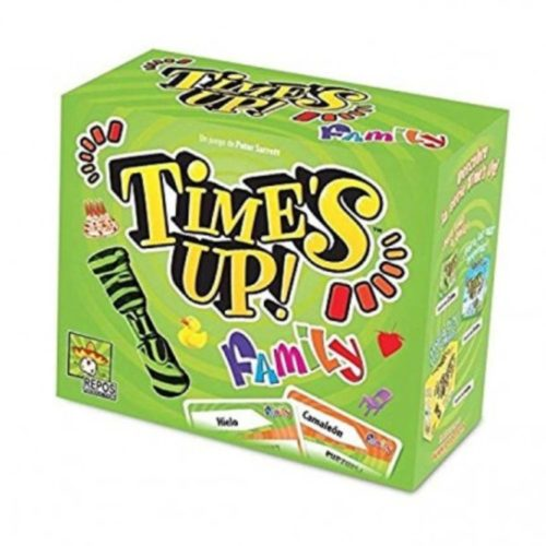 times up family verd