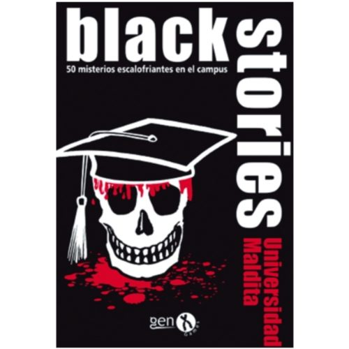 black stories universidad maldita