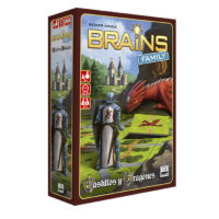 Brains family – Castillos y dragones