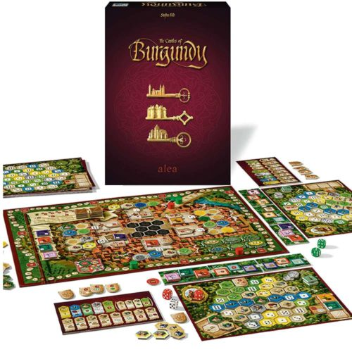 THE CASTLES OF BURGUNDY DELUXE