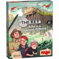 The key – Robo en la mansión Cliffrock