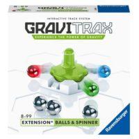 Gravitrax Exp. Balls & Spinner
